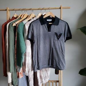 VERSACE Short Sleeved Shirt